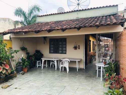 Casa, código 975 em Itanhaém, bairro Cibratel II