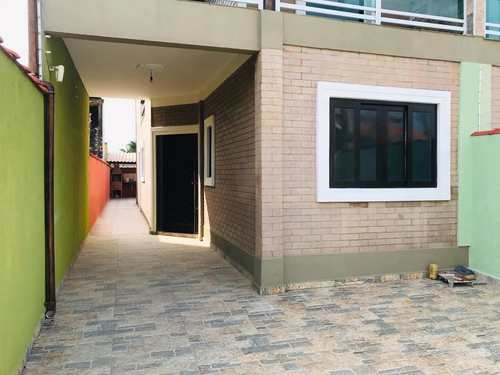 Casa, código 978 em Itanhaém, bairro Bopiranga