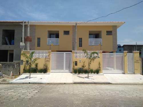 Casa, código 979 em Itanhaém, bairro Jardim Jamaica