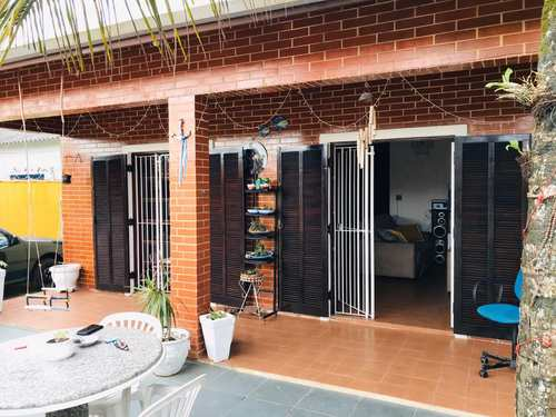 Casa, código 982 em Itanhaém, bairro Balneário Nova Itanhaém