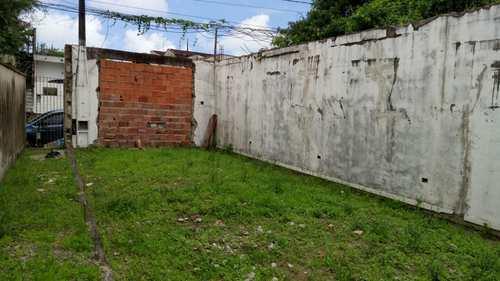 Terreno, código 983 em Itanhaém, bairro Balneário Umuarama