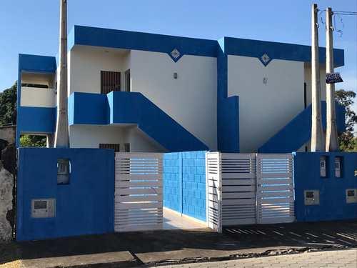 Casa, código 989 em Itanhaém, bairro Balneário Umuarama