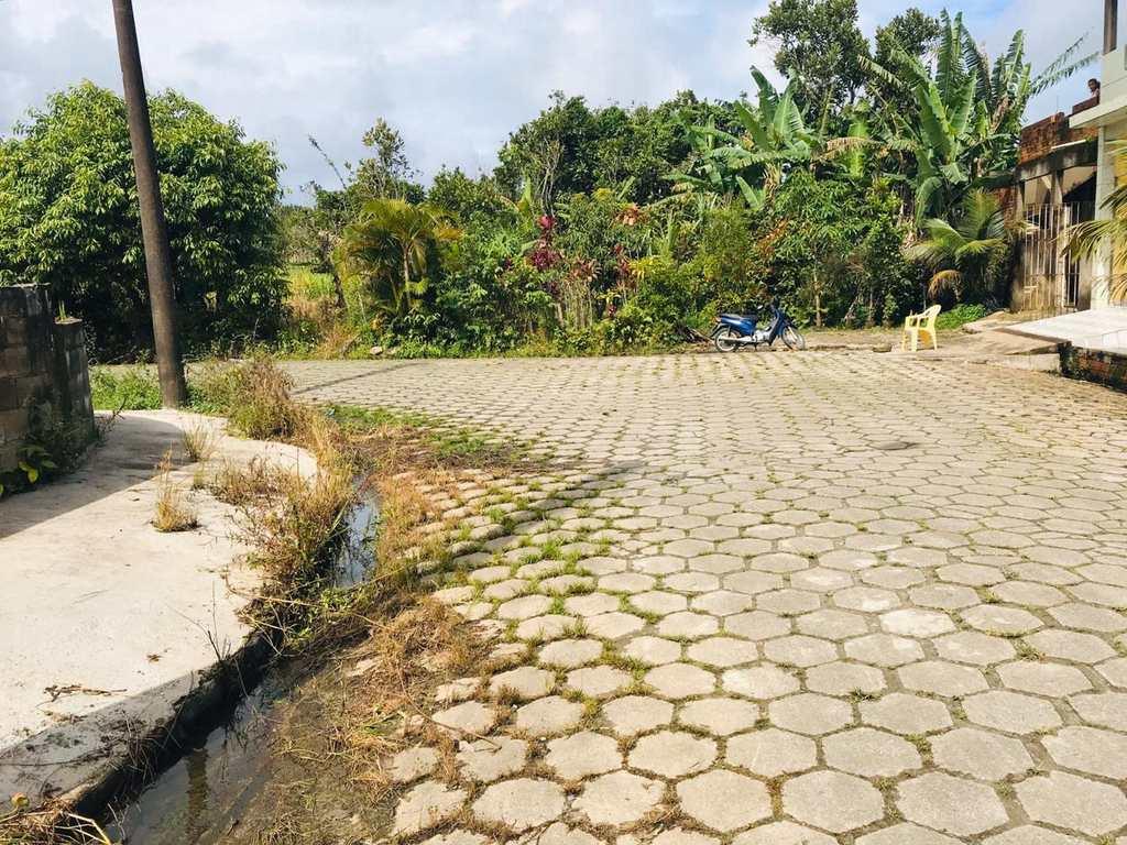 Terreno em Itanhaém, no bairro Cibratel II