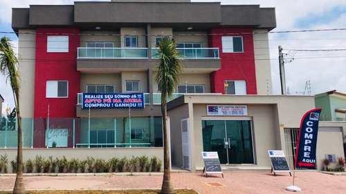 Apartamento, código 999 em Itanhaém, bairro Cibratel I