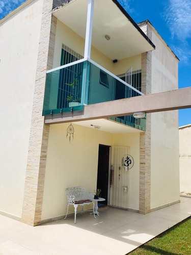 Casa, código 1001 em Itanhaém, bairro Cibratel I
