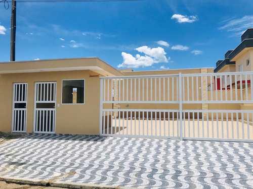 Casa, código 1003 em Itanhaém, bairro Cibratel I