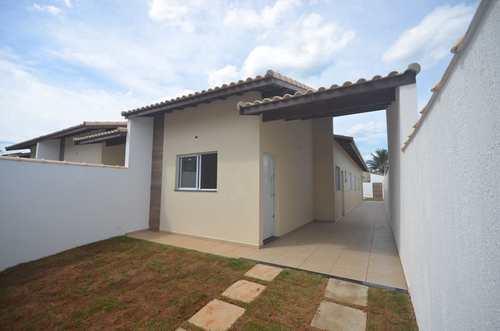 Casa, código 1004 em Itanhaém, bairro Balneário Tupy