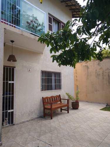 Casa, código 1010 em Itanhaém, bairro Jardim São Fernando