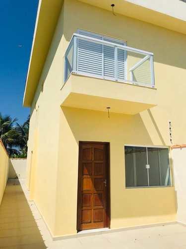 Casa, código 1013 em Itanhaém, bairro Balneário Tupy