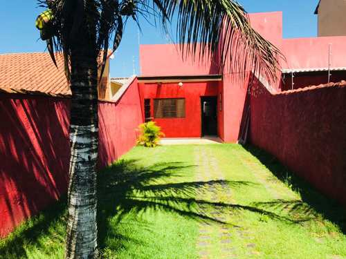 Casa, código 1017 em Itanhaém, bairro Bopiranga
