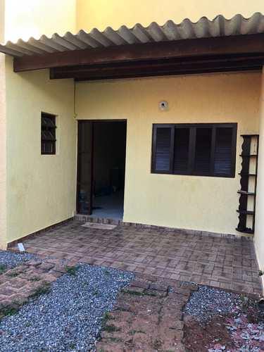 Casa, código 1019 em Itanhaém, bairro Bopiranga