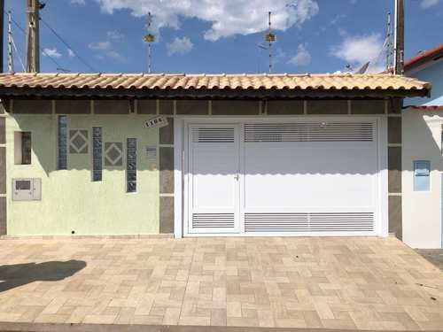 Casa, código 1024 em Itanhaém, bairro Jardim Grandesp
