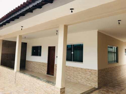 Casa, código 1026 em Itanhaém, bairro Praia do Sonho