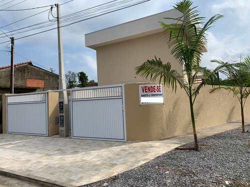 Casa, código 1027 em Itanhaém, bairro Jardim Savoy