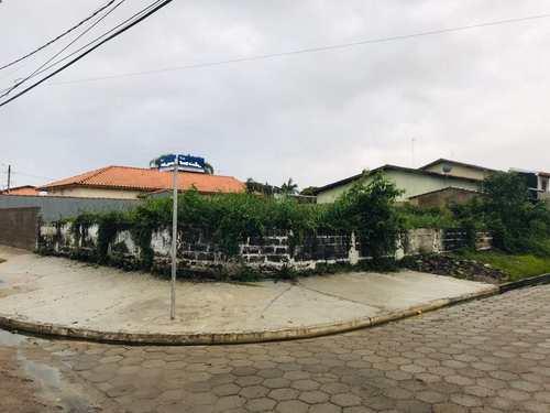 Terreno, código 1028 em Itanhaém, bairro Balneário Gaivotas