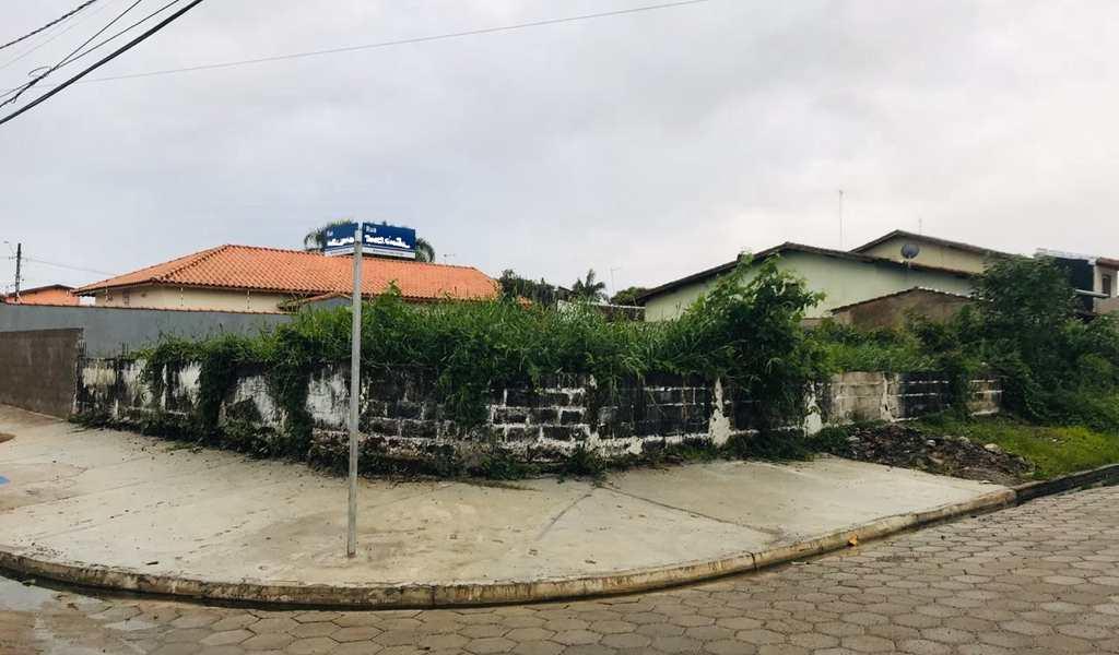 Terreno em Itanhaém, bairro Balneário Gaivotas