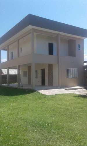 Casa, código 1029 em Itanhaém, bairro Bopiranga