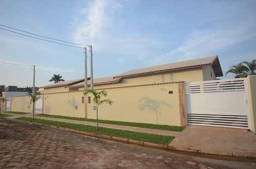 Casa, código 1031 em Itanhaém, bairro Jardim Cibratel II