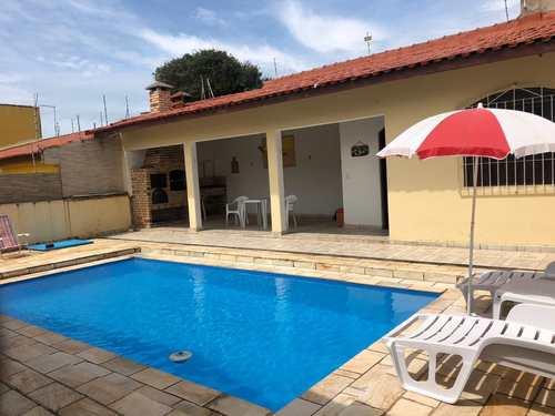 Casa, código 1035 em Itanhaém, bairro Bopiranga