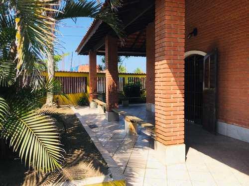 Casa, código 1036 em Itanhaém, bairro Balneário Gaivotas