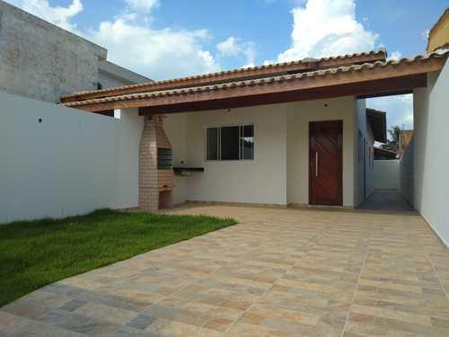 Casa, código 1042 em Itanhaém, bairro Cibratel II