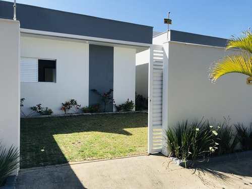 Casa, código 1054 em Itanhaém, bairro Cibratel I