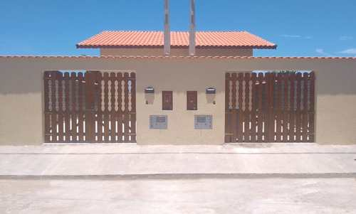 Casa, código 1066 em Itanhaém, bairro Jardim Coronel