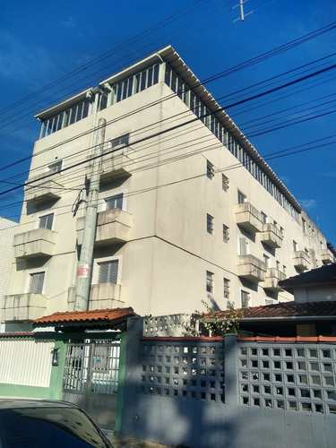 Apartamento, código 1069 em Itanhaém, bairro Centro