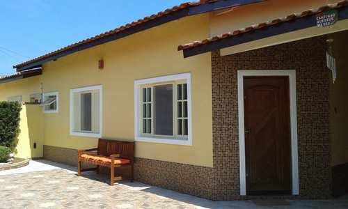 Casa, código 1070 em Itanhaém, bairro Cibratel II