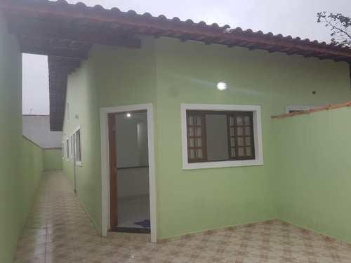 Casa, código 1077 em Itanhaém, bairro Jardim Magalhães