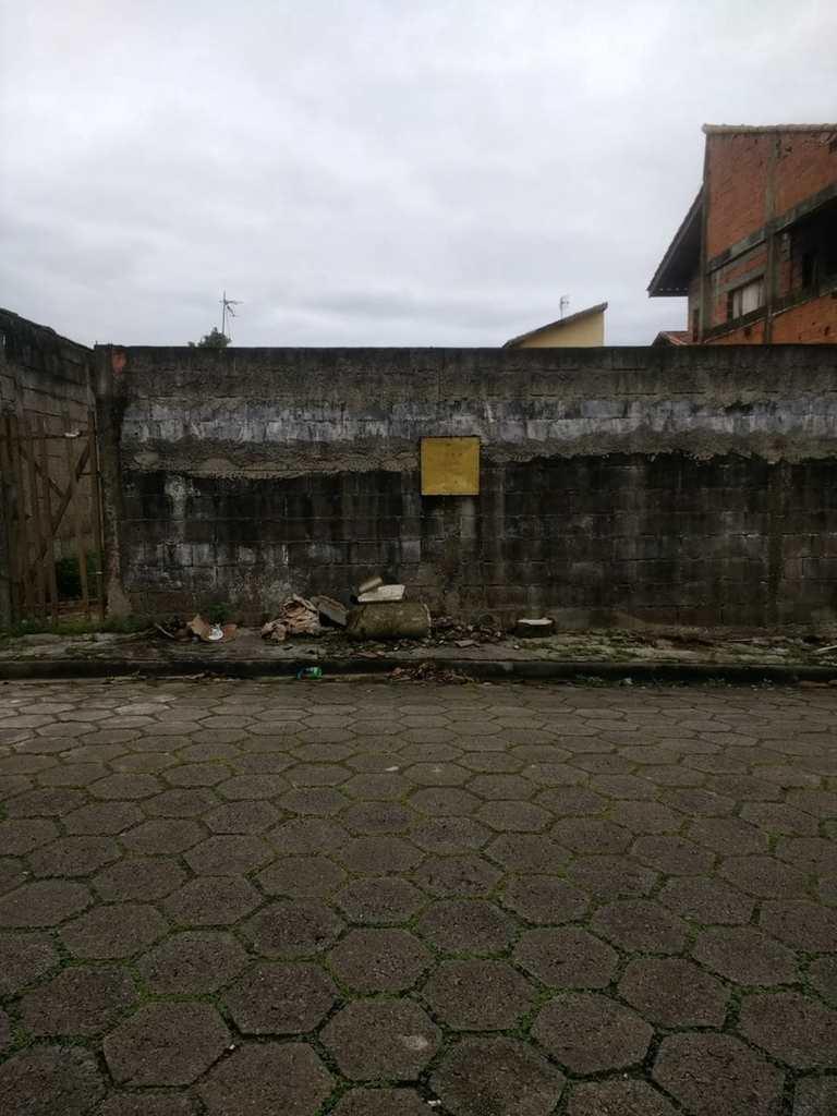 Terreno em Itanhaém, no bairro Belas Artes
