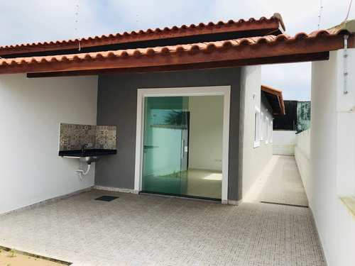 Casa, código 1080 em Itanhaém, bairro Balneário Tupy