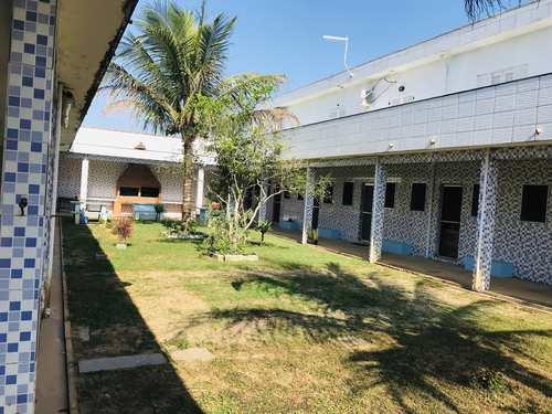 Casa, código 1086 em Itanhaém, bairro Jardim Grandesp