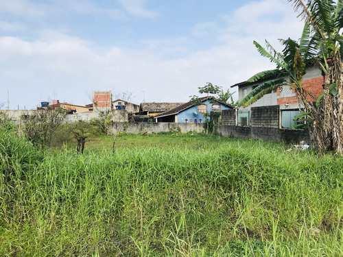 Terreno, código 1090 em Itanhaém, bairro Balneário Tupy