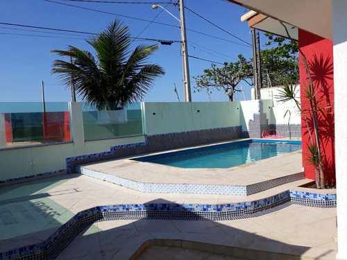 Casa, código 1100 em Itanhaém, bairro Cibratel