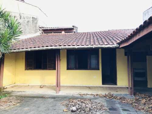Casa, código 1101 em Itanhaém, bairro Cibratel