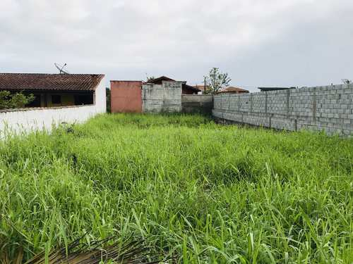 Terreno, código 1102 em Itanhaém, bairro Bopiranga