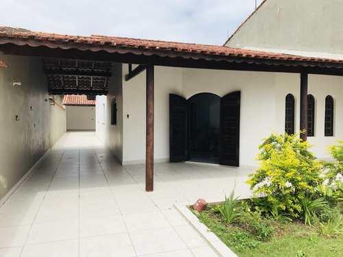 Casa, código 1105 em Itanhaém, bairro Balneário Tupy