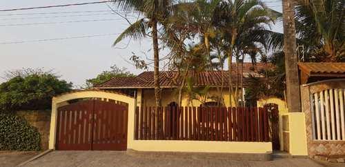 Casa, código 1110 em Itanhaém, bairro Jamaica