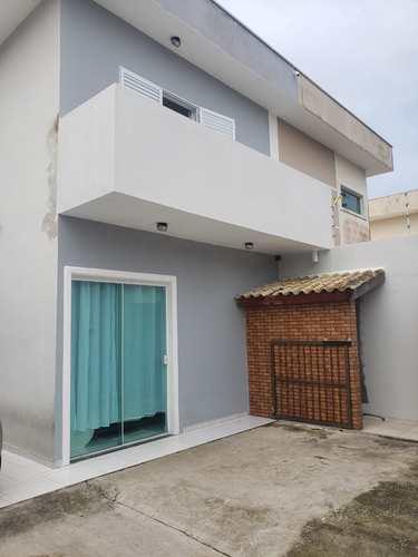 Casa, código 1113 em Itanhaém, bairro Balneário Califórnia