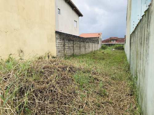 Terreno, código 1114 em Itanhaém, bairro Cibratel II