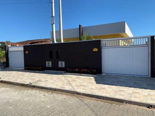 Casa, código 1115 em Itanhaém, bairro Balneário Umuarama
