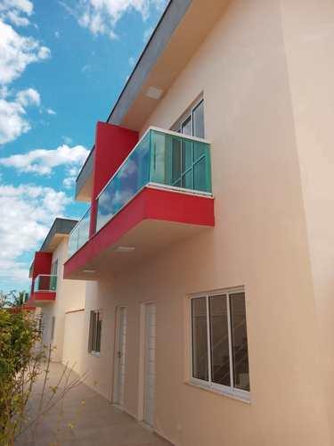 Casa, código 1136 em Itanhaém, bairro Cibratel II