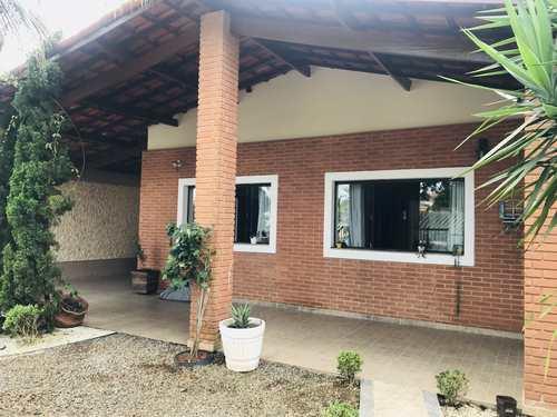 Casa, código 1138 em Itanhaém, bairro Belas Artes
