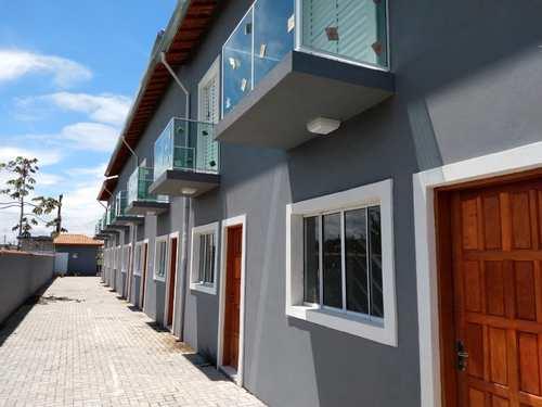 Casa, código 1141 em Itanhaém, bairro Cibratel 2