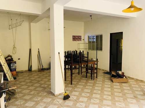 Casa, código 1142 em Itanhaém, bairro Balnerio Gaivota