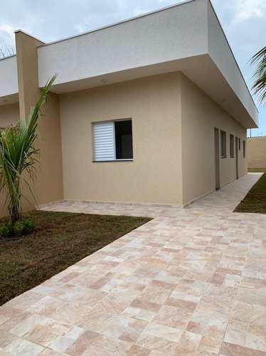 Casa, código 1153 em Itanhaém, bairro Balneário Umuarama