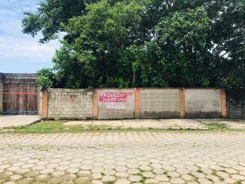 Terreno, código 1174 em Itanhaém, bairro Cibratel II