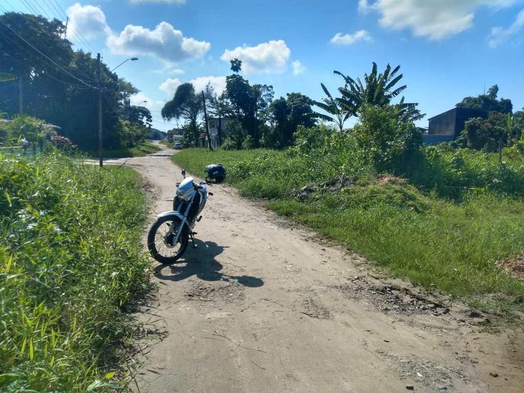 Terreno em Itanhaém, no bairro Balneário Umuarama