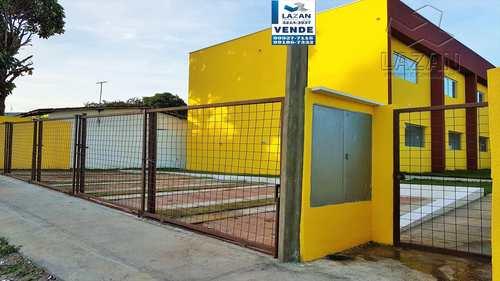 Casa, código 127 em São Gonçalo do Amarante, bairro Santa Terezinha